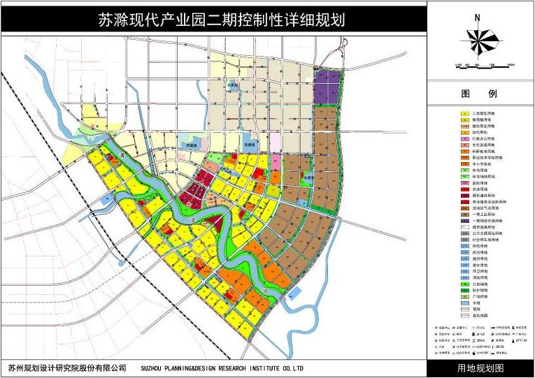 中新苏滁高新技术产业开发区投资环境介绍