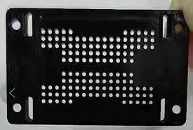 塑世界:芯片托盘注塑件订单外发